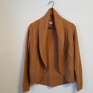 Mossimo Camel Sweater